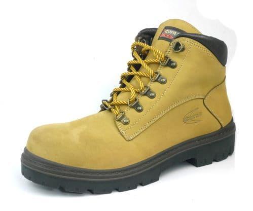 Cofra Asuncion S3 Safety / Work Tan Boots